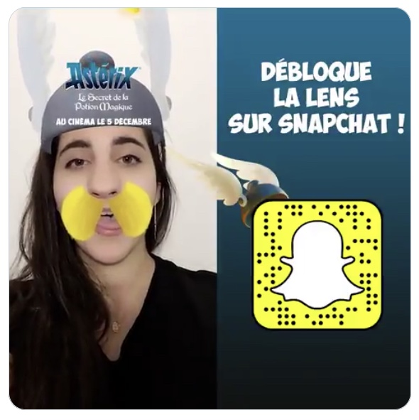snapcode-lens-asterix-snapchat-snapologie
