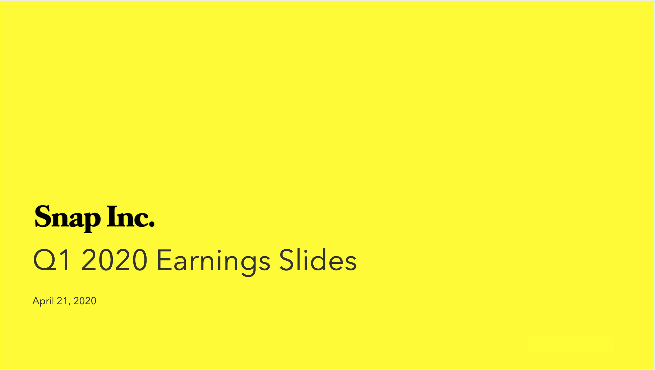 earning-snap-Q1-2020-snapologie